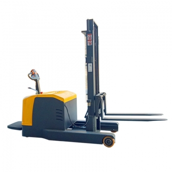 2T economy reach lift truck 210AH high power battery reach forklift for sale