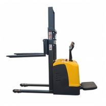 Hot-sell 2T walkie electric stacker forklift raise 2M battery stacker forklift