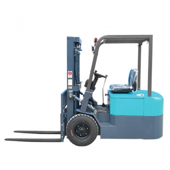 1.5-ton adjustable 3 wheel forklift for small pallet lift truck in narrow spaces