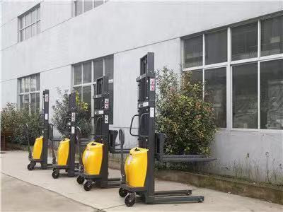electric pallet stacker suppliers