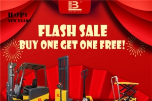 Electric stacker manufacturers launch large-scale discount activities !