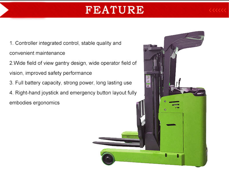 electric forklift truck-2