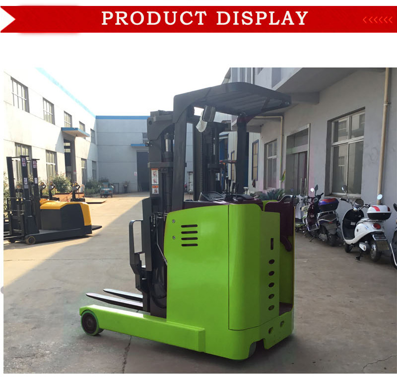 electric forklift truck-4
