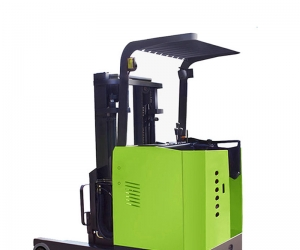 Reach electric forklift truck CQD-D