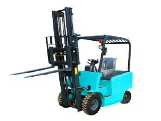Reasons for rapid power consumption when the electric forklift truck accelerates