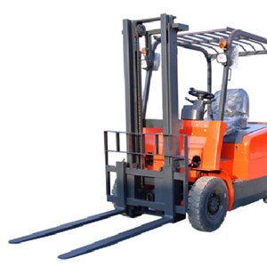 What are the easily overlooked problems in the electric forklift driving project