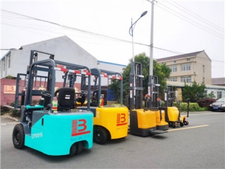 How to tell which electric forklift is better?