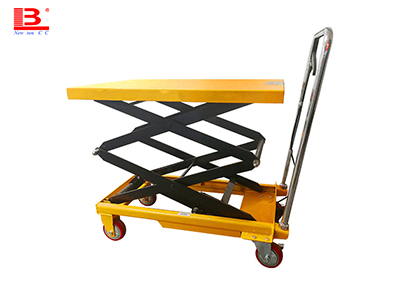 manual platform scissor lift