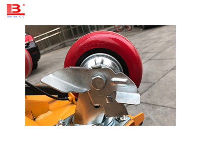 manual platform scissor lift