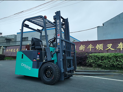 small electric forklifts