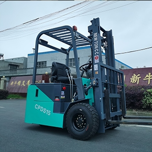 What is the impact of improper charging on the battery of small electric forklif