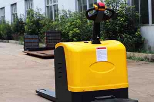 Introduction to the functions and applicable scenarios of walkie rider pallet ja
