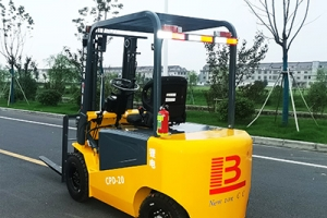 Small electric forklift performance evaluation standard