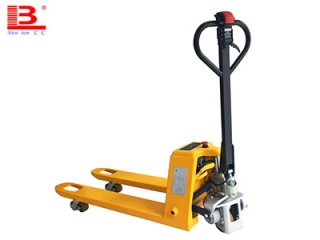 According to what standard to choose double electric pallet jack?