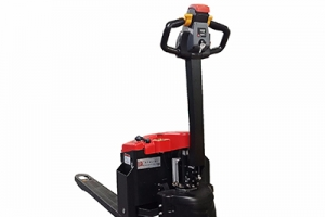 How do Electric forklift manufacturers deal with competition and cooperation in