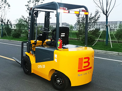 small electric forklift