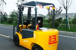 Can forklift manufacturers in china achieve the coexistence of benefits and resp