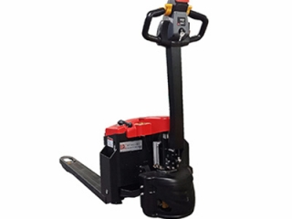 The customer asks how much an electric pallet truck is, how should the salesman